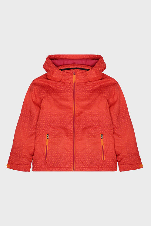 Детская лыжная куртка CMP GIRL JACKET SNAPS HOOD