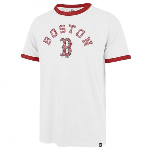 Футболка  47 Brand 47 FREE STYLE RINGER BOSTON RE