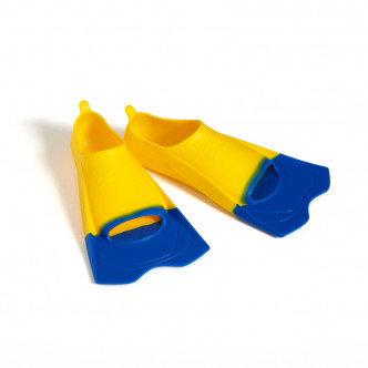 Ласты ZOGGS Ultra Blue Fins - Yellow