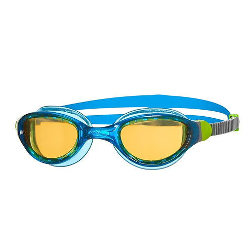 Очки для плавания ZOGGS Phantom 2.0 Copper/T.Blue