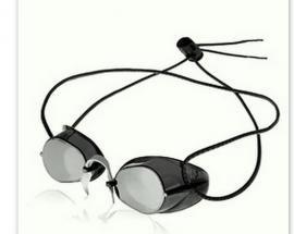 Зеркальные стартовые очки для плавания SPORTI Swedish style NEW