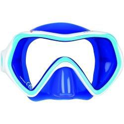 Детская маска для дайвинга Mares Comet (синяя)