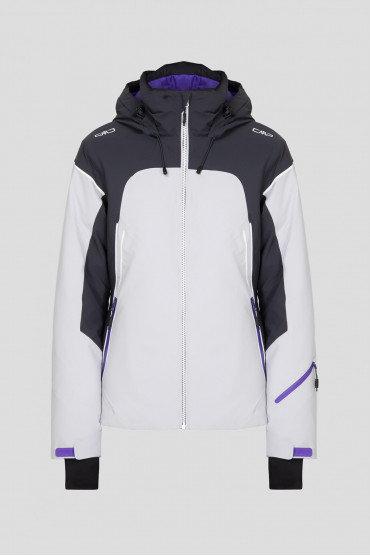 Куртка горно-лыжная CMP WOMAN JACKET ZIP HOOD