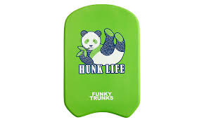 Досточка для плавания Funky Trunks KICKBOARD Hunk Life Navy