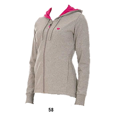 Женский реглан Arena W Essence Hooded F/Z Jacket