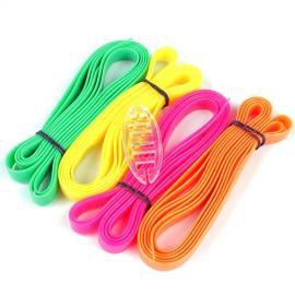 Комплект резинок для плавательных очков очков Arena Single Strap NEW colour