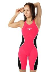 Гидрокостюм женский  Speedo LZR INTENT CDBK KSKN AF RED/BLACK