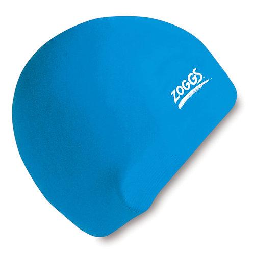 Шапочка для плавания ZOGGS Junior Silicone Cap, Blue