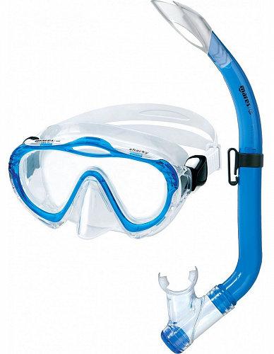 Детский набор Mares Alize Jr (маска+трубка) синий