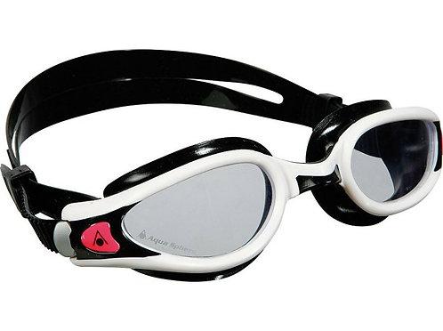 Очки для плавания Aqua Sphere Kaiman Exo LADY WH/BLK L/CL арт.EP117114