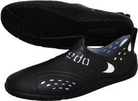 Тапочки мужские для бассейна SPEEDO ZANPA BLACK