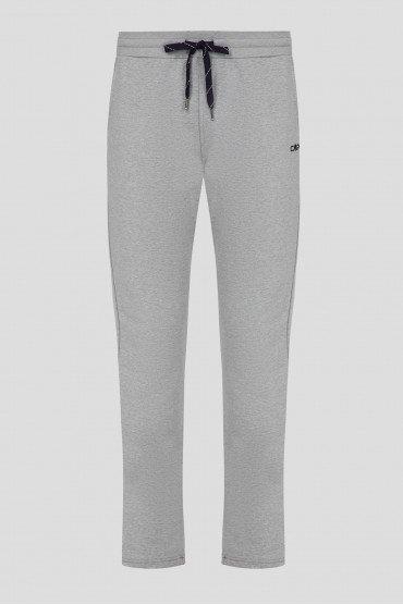 Мужские серые спортивные брюки CMP MAN LONG PANT