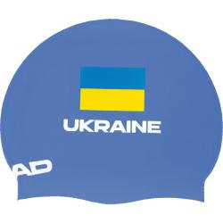 Шапочка для плавания HEAD CAP FLAT Ukrainan