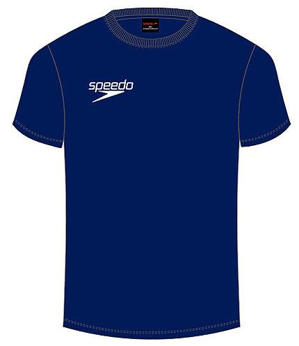 Футболка мужская Speedo Small Logo T-Shirt navy