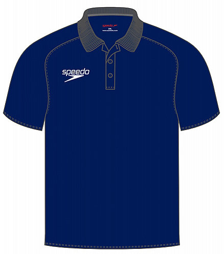 Футболка-поло Speedo Dry Polo Shirt navy