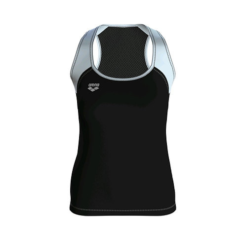 Топ Arena W GYM TANK TOP PANEL