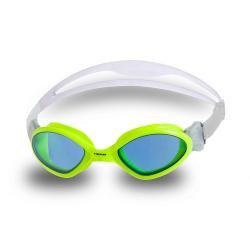 Очки для плавания Head Tiger Mid LSR (зелено-синие)
