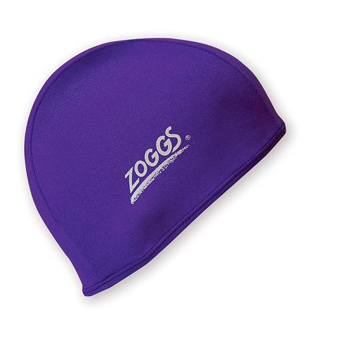 Шапочка для плавания ZOGGS Stretch Junior Cap, Purple