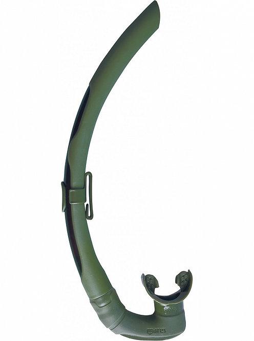 Трубка Mares Dual, зеленая