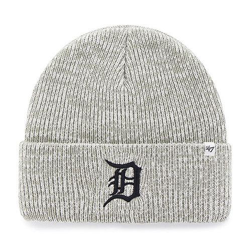 Шапка 47 Brand Red Sox Brain Freeze Cuff Knit – Gray
