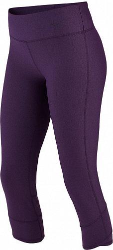Женские капри Saucony Ignite Capri фиолетовые