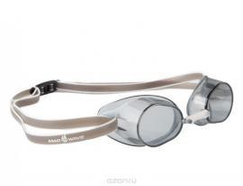 Очки для плавания MAD WAVE RACER SW grey