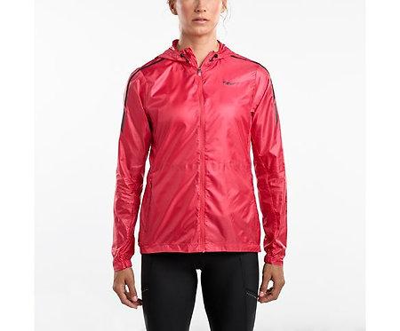 Ветровка женская Saucony Pack-It Run Jacket