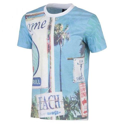 Футболка Cmp T-Shirt T Cyano