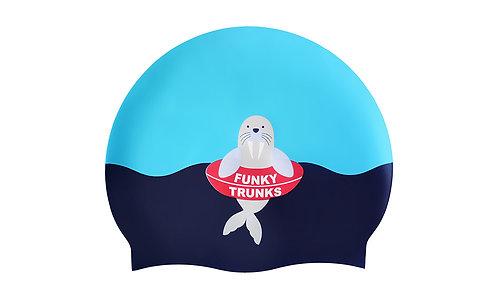 Шапочка для плавания Funky Trunks Wallyrus