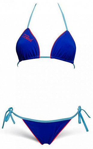 Купальник раздельный Head Tribikini синий