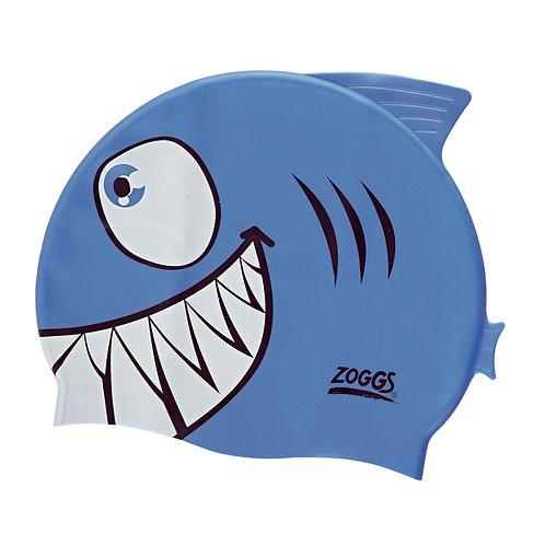 Шапочка для плавания ZOGGS  Junior Character Silicone Cap