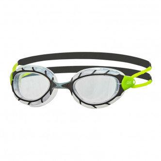 Очки для плавания ZOGGS   Predator Clear/ Black S