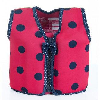Плавательный жилет Konfidence Original Jacket Pink Navy