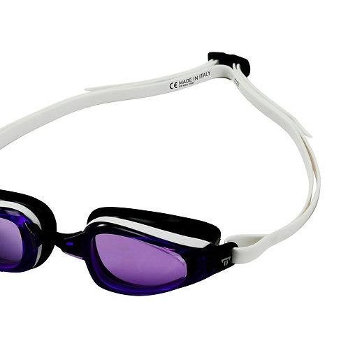Очки для плавания Aqua Sphere K180 WH/BLK L/VIO
