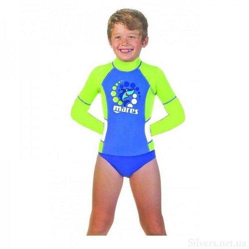 Тенниска Mares Rash Guard BOY KID