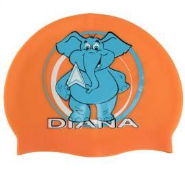 Детская шапочка для плавания Diana ELEFANTE