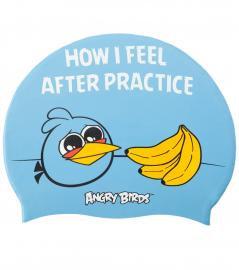Шапочка для плавания Angry Birds After Practice