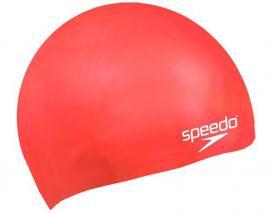 Шапочка для плавания Speedo Plain Moulded Silicone Junior Cap