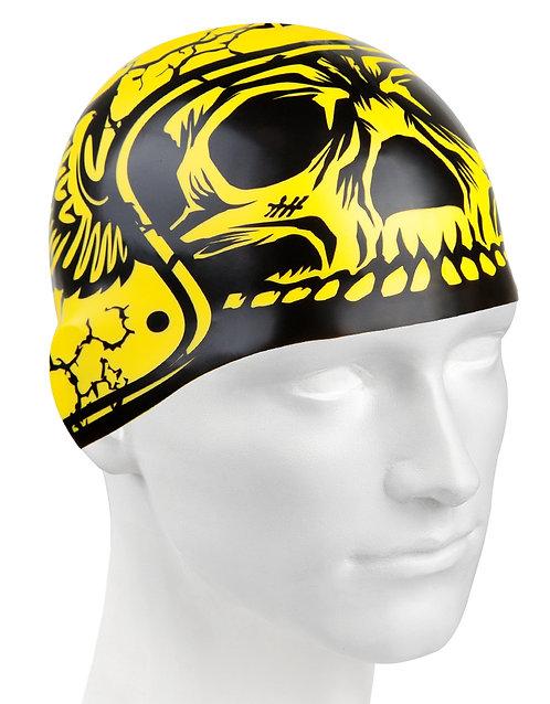 Оригинальная шапочка для плавания Mad Wave Hard Hat