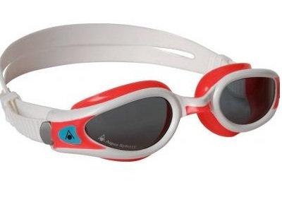 Очки для плавания Aqua Sphere Kaiman Exo LADY RD/WH L/DK арт.EP117112