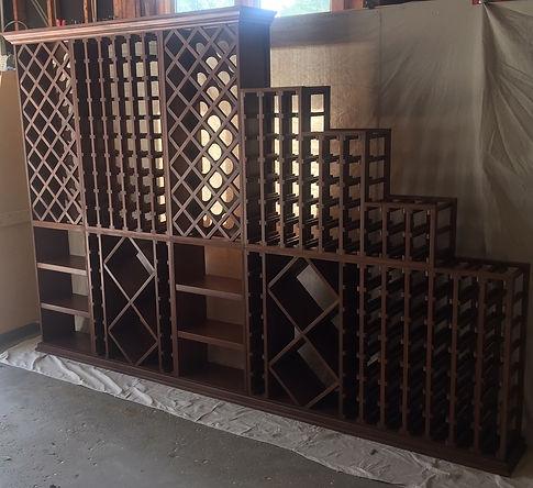 Combination Wine Rack Med. Brown 1.jpg