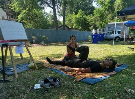 Feel Good Fest 2018: Thai Yoga Bodywork