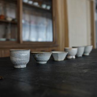 タナカシゲオ茶坏個展