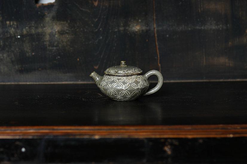 中田光 茶壺 teapot EHN2047
