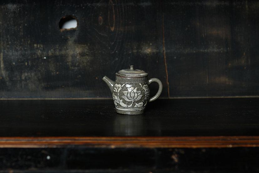 中田光 茶壺 teapot EHN2057