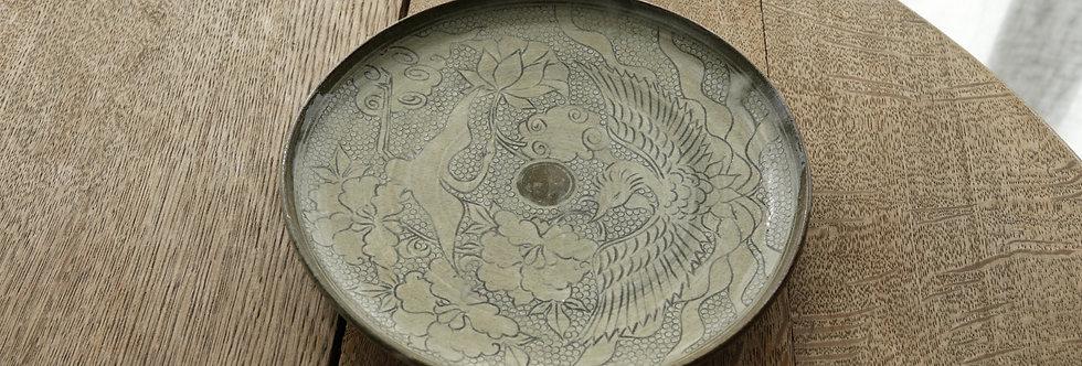 土本訓寛・久美子 皿 tea plate PMD2001B