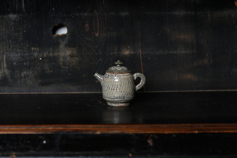 中田光 茶壺 teapot EHN2142