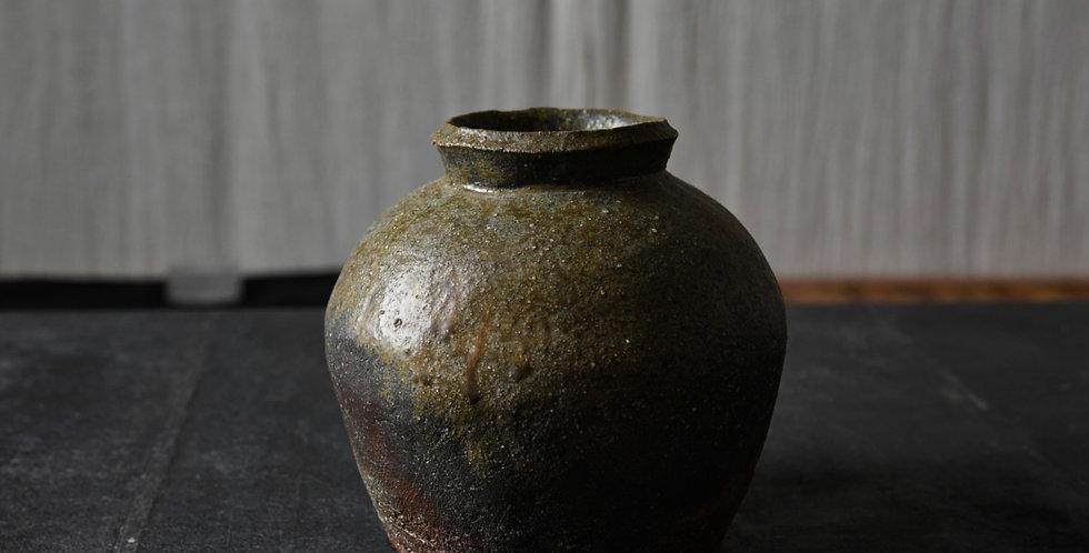 備前壷花器 vase ERW2107