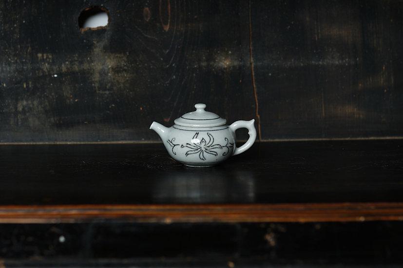 中田光 茶壺 teapot EHN2070