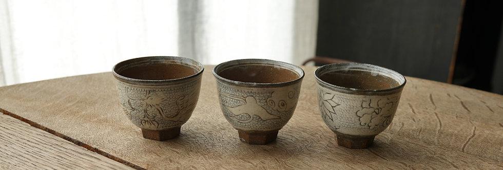 土本訓寛・久美子 茶杯 teacup PMD2006